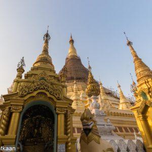 Shwedagonin pagodi