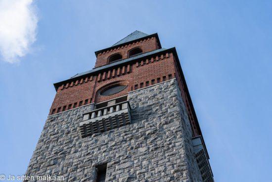 Kansallismuseon torni